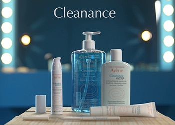 cleanance bouton acné