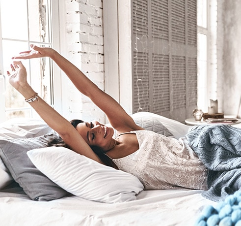 Booster l'hydratation de la peau pendant la nuit