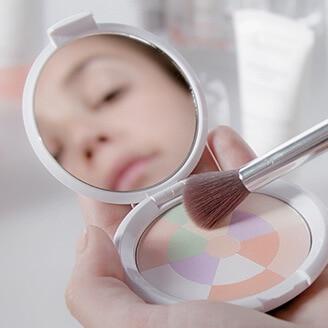 Vidéo illuminer son visage