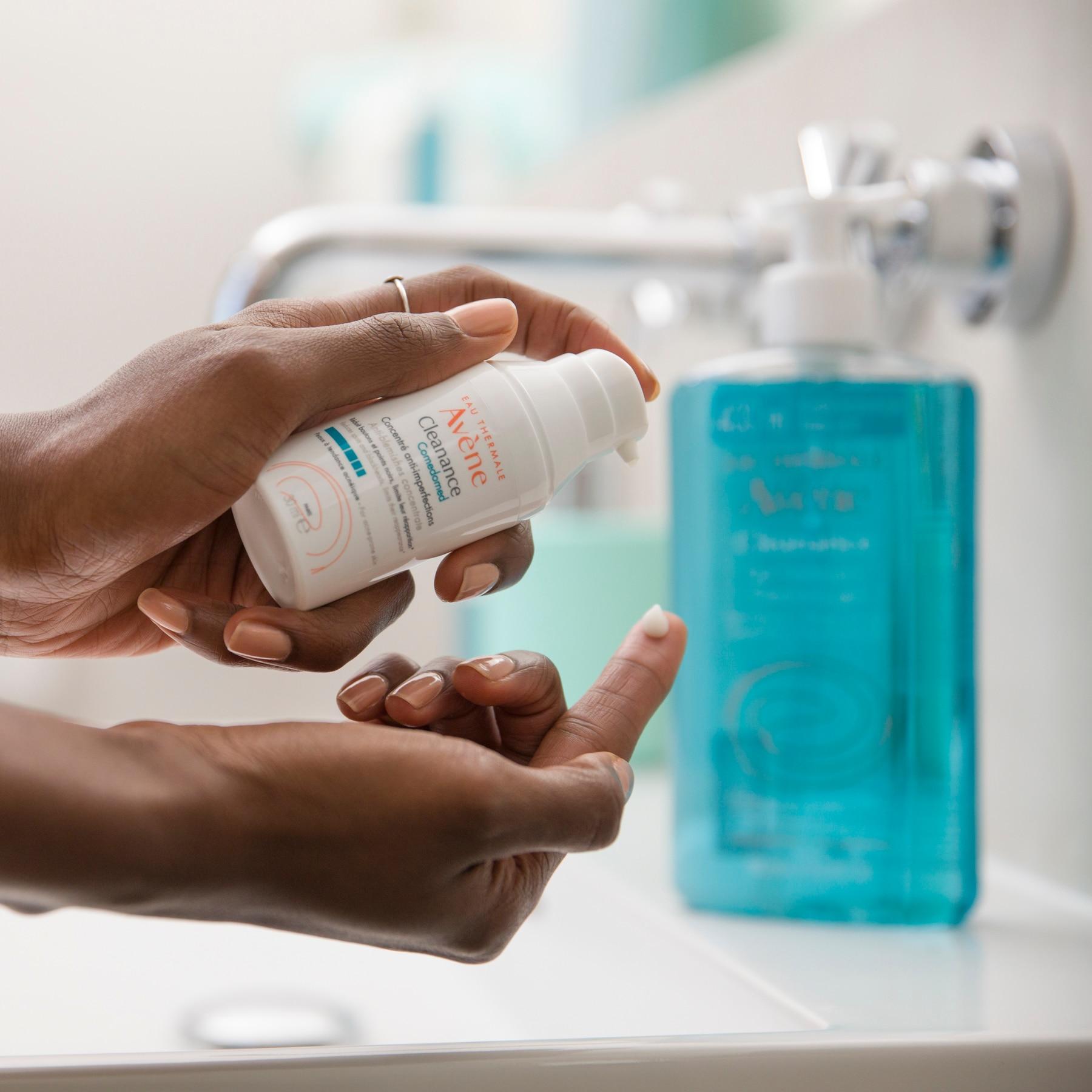 Routine anti-acné Cleanance Eau thermale Avène