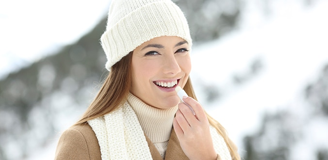 soin lèvres sensibles