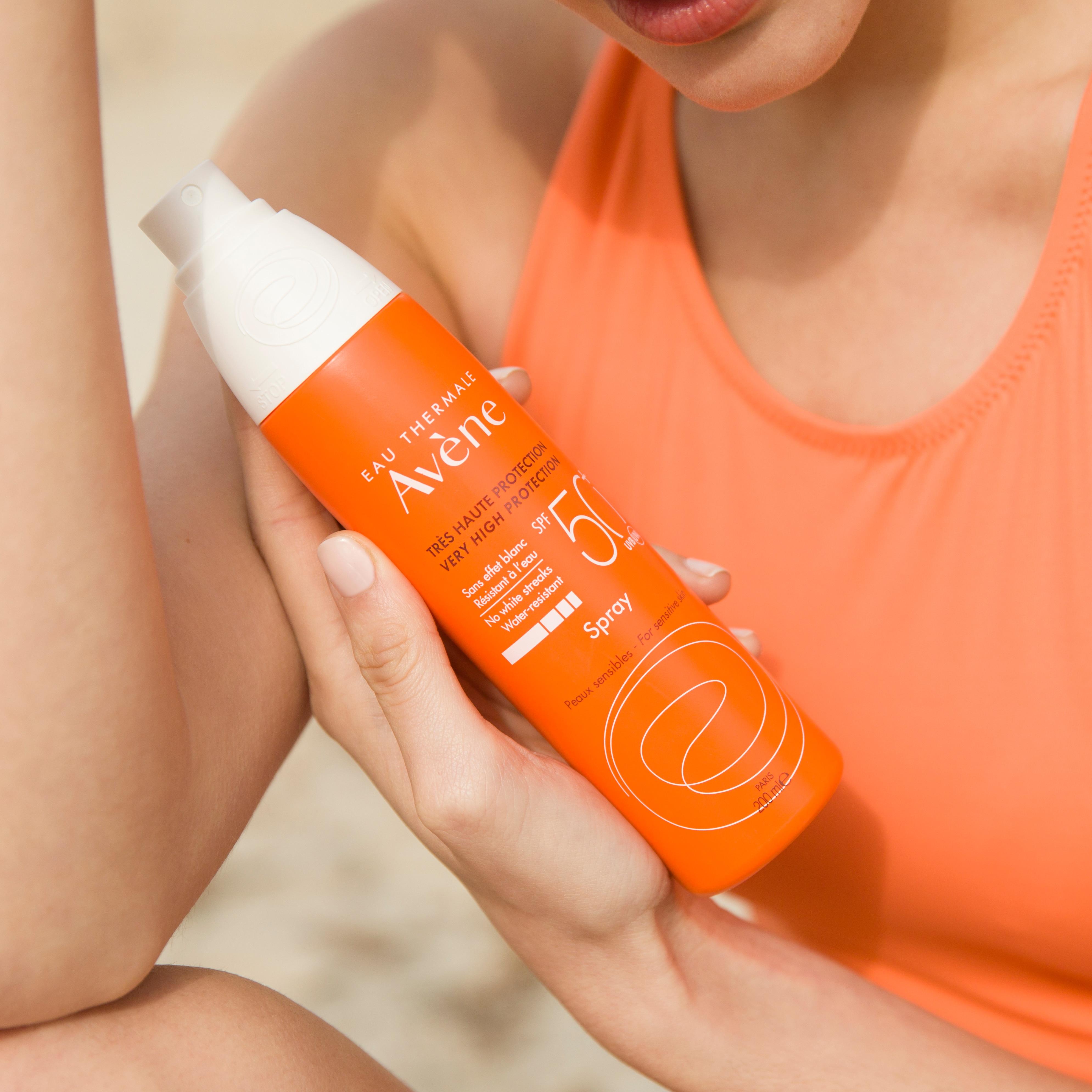 Spray Solaire SPF50+