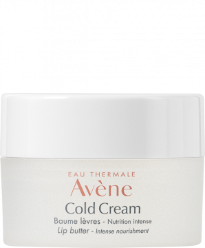 Cold Cream baume lèvres nutrition intense