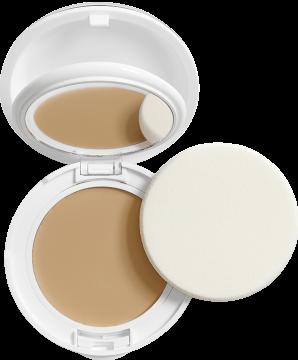 crème de teint compact couvrance