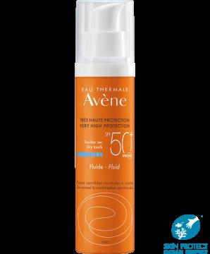 Fluide SPF 50+ Eau Thermale Avène