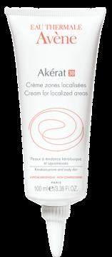 Akérat 30 Crème zones localisées
