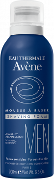Mousse à raser 200ml MEN Eau Thermale Avène