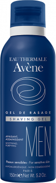 gel de rasage Men 150ml Eau Thermale Avène