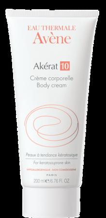 Akérat 10 Crème corporelle