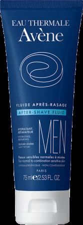 Fluide après-rasage