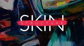 Créez votre skin structure...