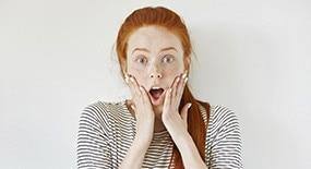 Top 5 des trucs à ne surtout pas faire quand on a de l'acné
