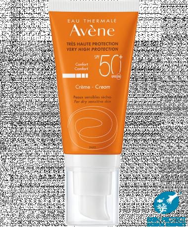 1cfb222dfe Crème SPF 50+ | Eau Thermale Avène