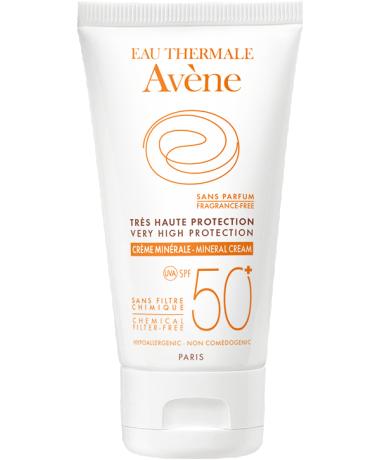 0d9d7df267 Crème minérale SPF50+ | Eau Thermale Avène