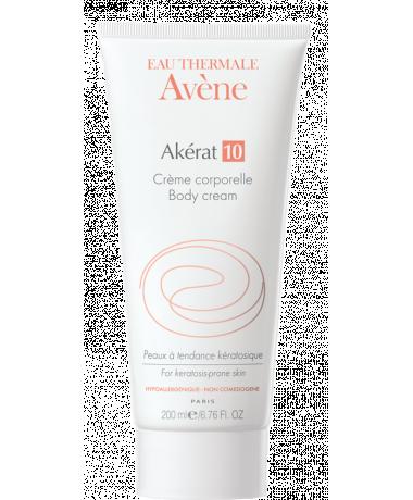 Akérat 10 Crème corporelle Eau Thermale Avène