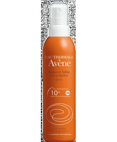 Spray Solaire SPF10