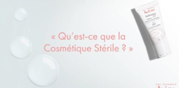Cosmétique Stérile