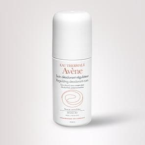 Déodorant pour peaux sensibles