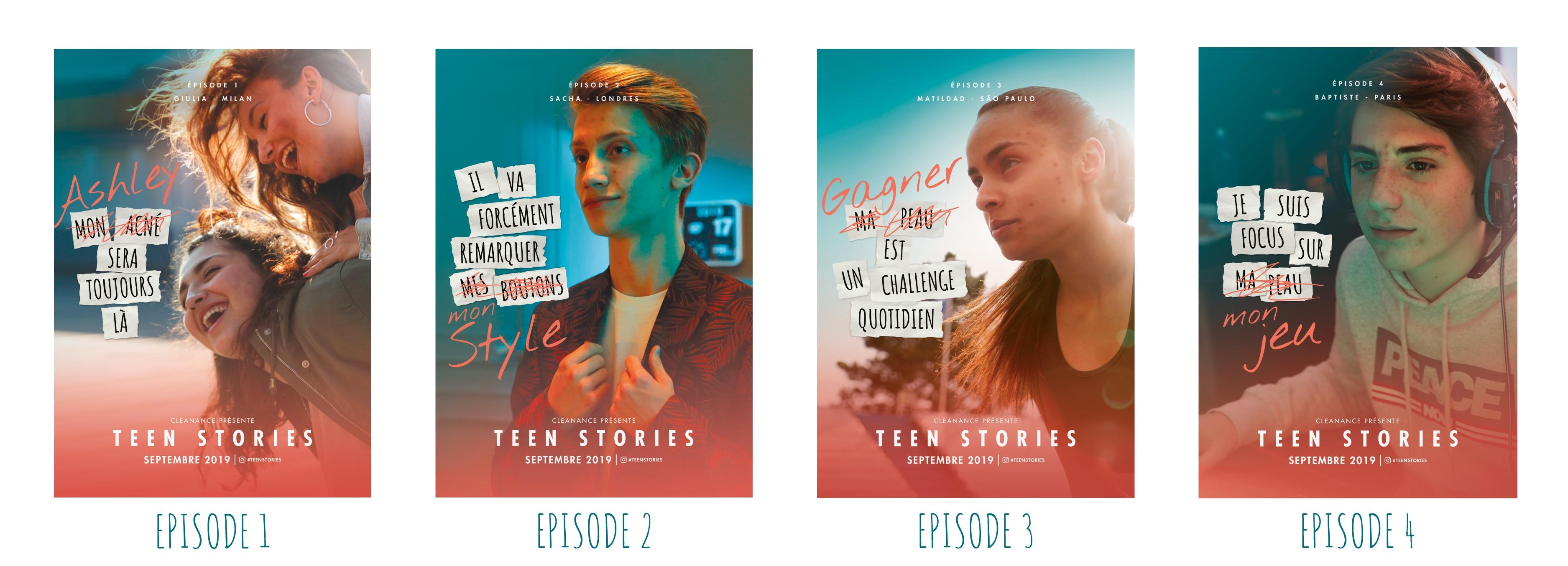 Teenstories