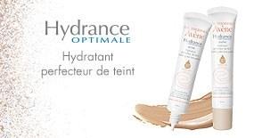 HYDRANCE OPTIMALE Hydratant perfecteur de teint