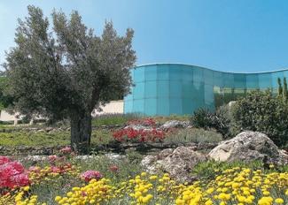 Επίσκεψη στις Ιαματικές εγκαταστάσεις της Avène (βίντεο 1)