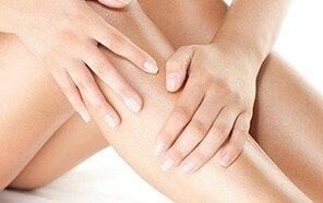 乾性肌膚身體護理程序