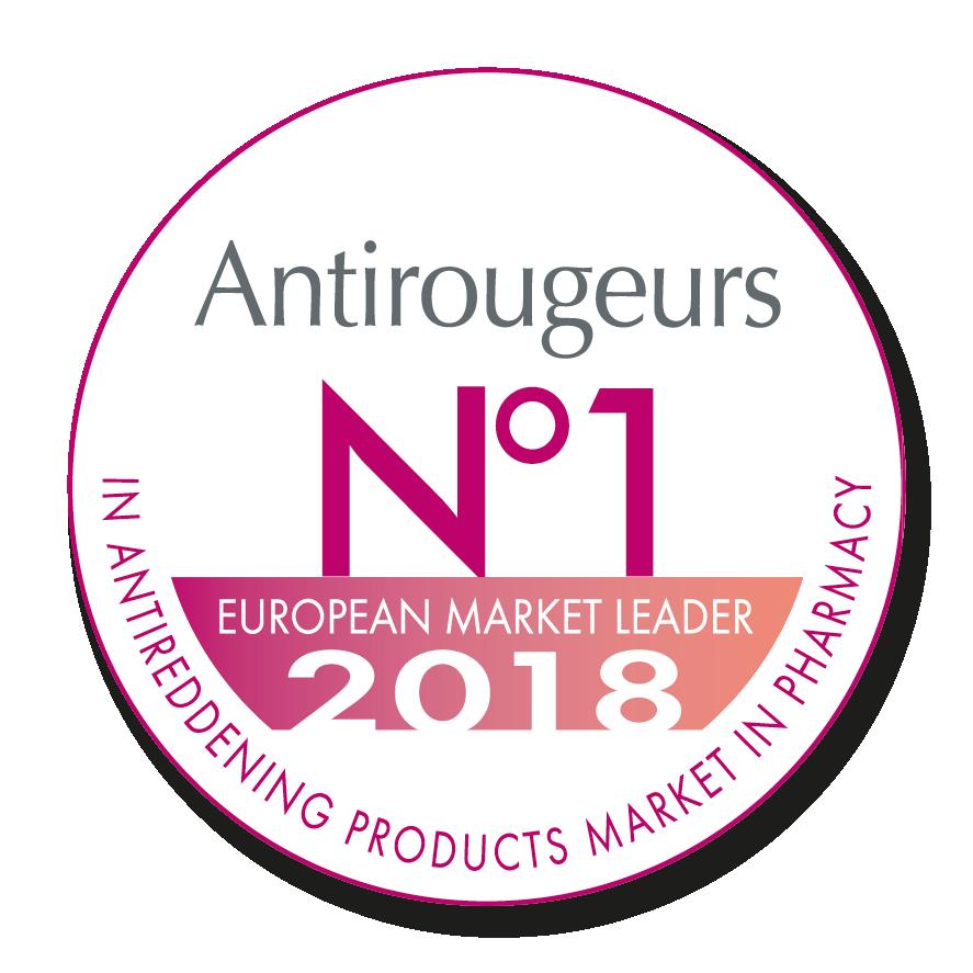 Antirougerus njega za kožu sklonu crvenilu je broj 1 u Europi