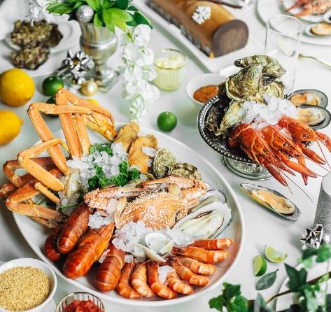 Kako preživjeti blagdansku večeru?