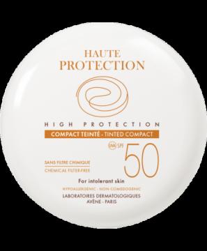 Mineralni kompaktni krem puder za zaštitu od sunca SPF 50