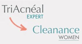 Cleanance WOMEN zamjenjuje TriAcneal EXPERT