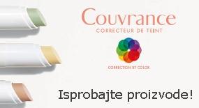 Eau Thermale Avène - Couvrance korektivna kozmetika