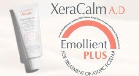 XeraCalm A.D ima oznaku Emollient Plus