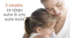 Eau Thermale Avène - 3 savjeta za njegu suhe ili vrlo suhe kože