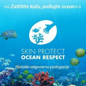 Zaštitite kožu, poštujte ocean