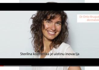 Dr. Ariadna Ortiz-Brugés objašnjava što je sterilna kozmetika