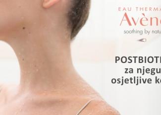 INOVACIJA U DERMATOLOGIJI: postbiotici za njegu osjetljive kože