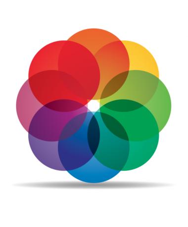 Couvrance neutralizacija bojon - spektralni krug