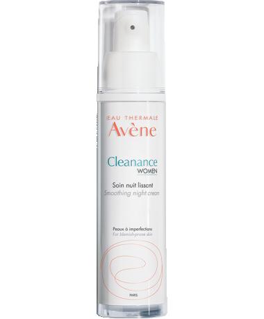 Cleanance WOMEN Noćna krema za zaglađivanje