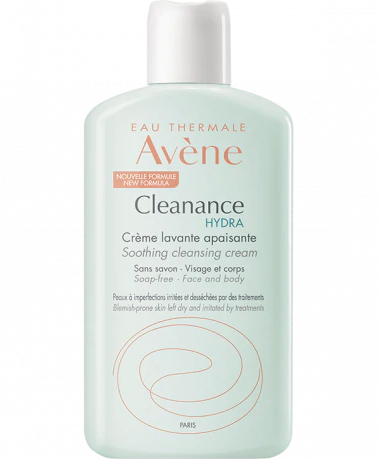 Eau Thermale Avene Cleanance HYDRA umirujuća krema za čišćenje