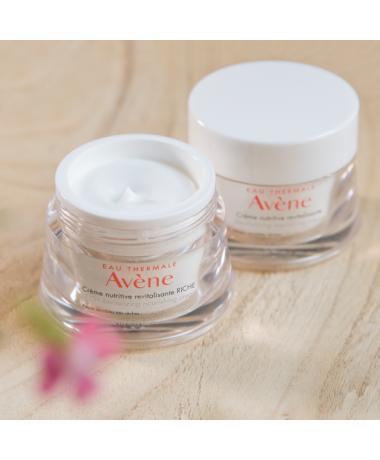 Eau Thermale Avène Hranjiva revitalizirajuća krema