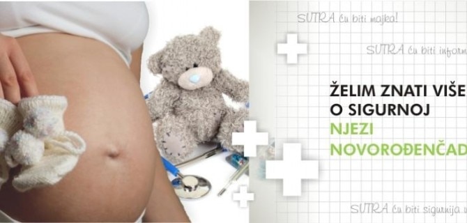 SUTRA - Samoliječenje U TRudnoći i tijekom dojenjA