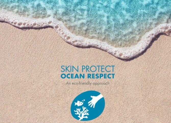 Eau Thermale Avène inicijativa: Skin Protect Ocean Respect