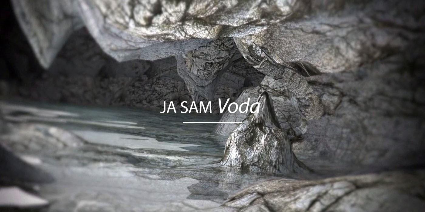 JA SAM Voda - Eau Thermale Avène