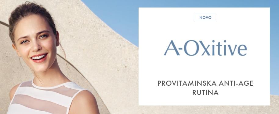 A-Oxitive anti-age linija