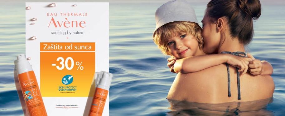 Eau Thermale Avène zaštita od sunca