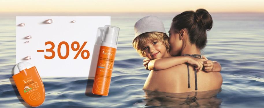 Eau Thermale Avène UV zaštita od sunca