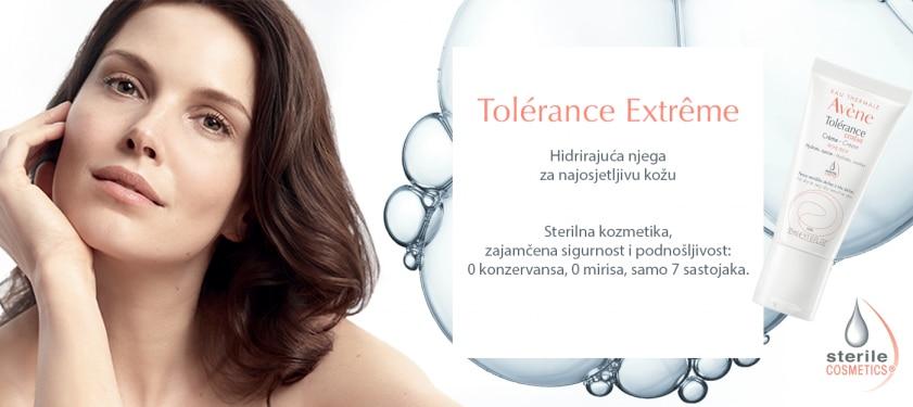 Sterilna kozmetika: MUST HAVE za najosjetljiviju kožu