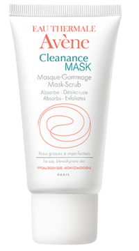 Cleanance exfoliating absorbing mask