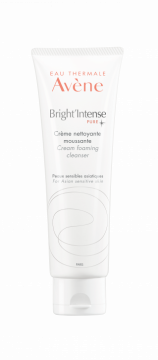 Bright'Intense foaming cream cleanser