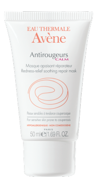 Antirougeurs calm soothing mask